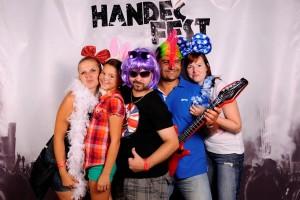 Fotokoutek Handec fest
