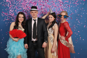 Maturitni ples Blansko Fotokoutek