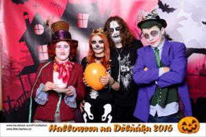 Fotokoutek Halloween Blansko