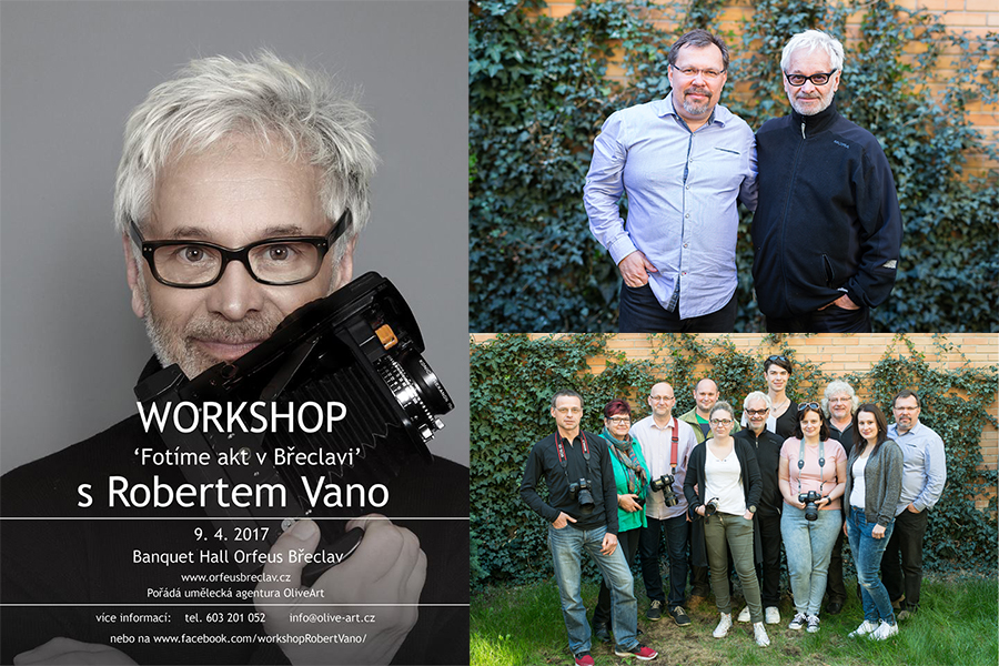 Workshop Robert vano