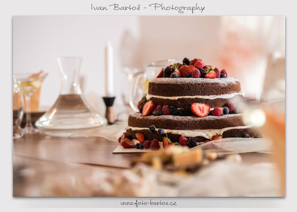 svatebni dort chrudim